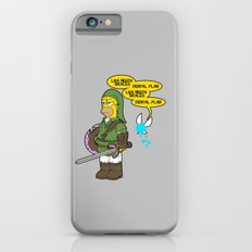 The Simpsons: Legend of Zel... er- D'OH! Slim Case iPhone 6s