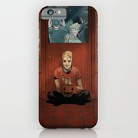iPhone & iPod Case featuring Halloween by Steven P Hughes
