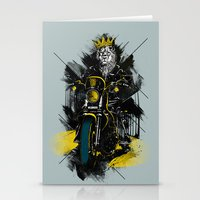 Sons Of Monarchy Stationery Cards