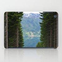 Norwegian Fjords iPad Case