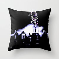 Days On Our Lost Hope Throw Pillow