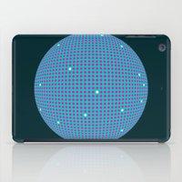 Sphere Blue iPad Case