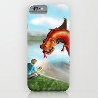 iPhone & iPod Case featuring Fetch by awkwardyeti