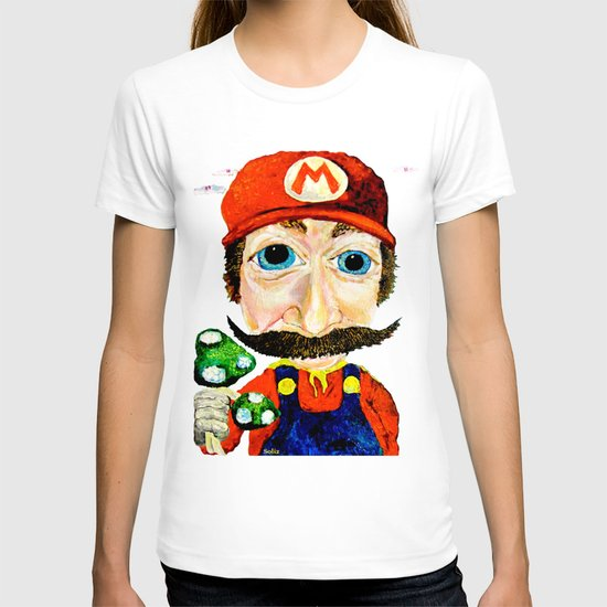 """""""1up"""" T-shirt"""