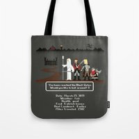 Aragorn Trail Tote Bag
