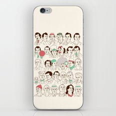 Many Murrays iPhone & iPod Skin