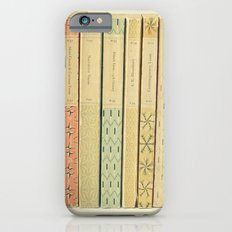 Old Books iPhone 6s Slim Case