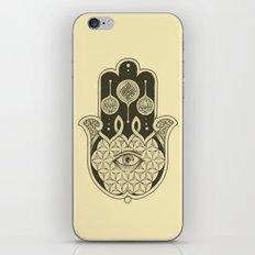 Hamsa iPhone & iPod Skin