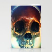 All You Need is Skull. Stationery Cards