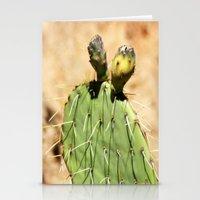 Cactus Fruit Stationery Cards