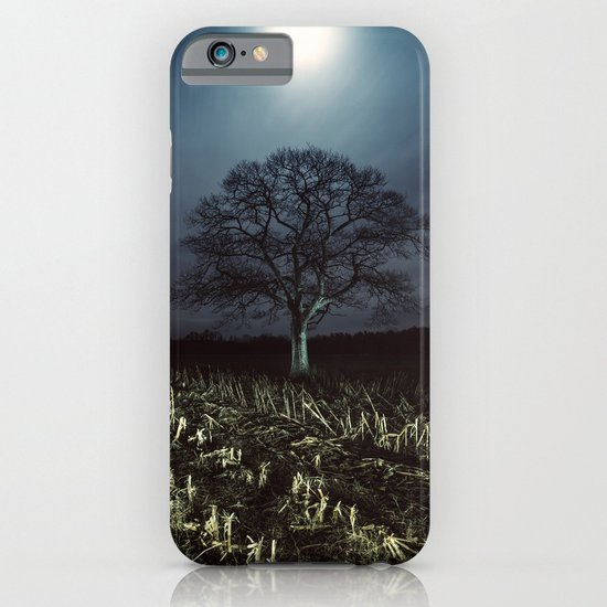 Rushing Clouds iPhone & iPod Case