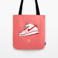 Air Forces 1 Tribute Tote Bag