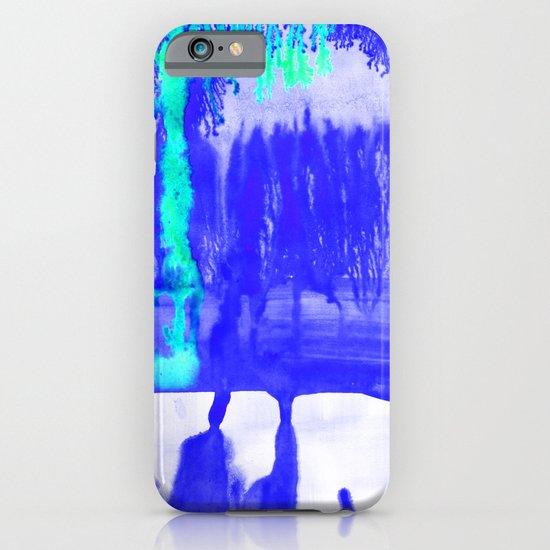Dip Dye Ultramarine iPhone & iPod Case