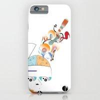 Art On The Brain iPhone 6 Slim Case