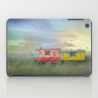gypsy caravans iPad Case