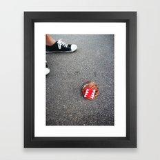 Domo Splat Framed Art Print