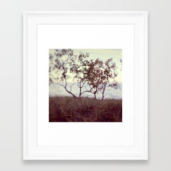 The Coast #2 Framed Art Print