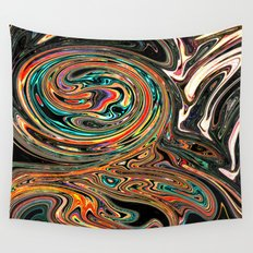 Crazy Marble Wall Tapestry