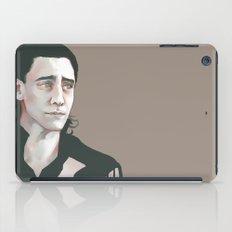 Loki (Tom Hiddleston) iPad Case
