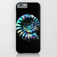 Fossilized Ammonite iPhone 6 Slim Case