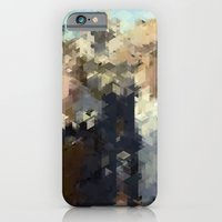 iPhone & iPod Case featuring Panelscape Iconic - American Gothic by ⊙ Paolo Tonon