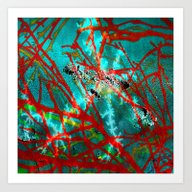 Abstract 77 Art Print