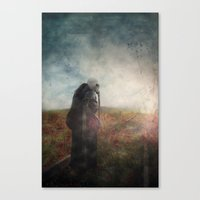 We will never forget... Canvas Print