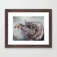 The Chamberlain  Framed Art Print