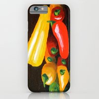 Peppers From A Friend, T… iPhone 6 Slim Case