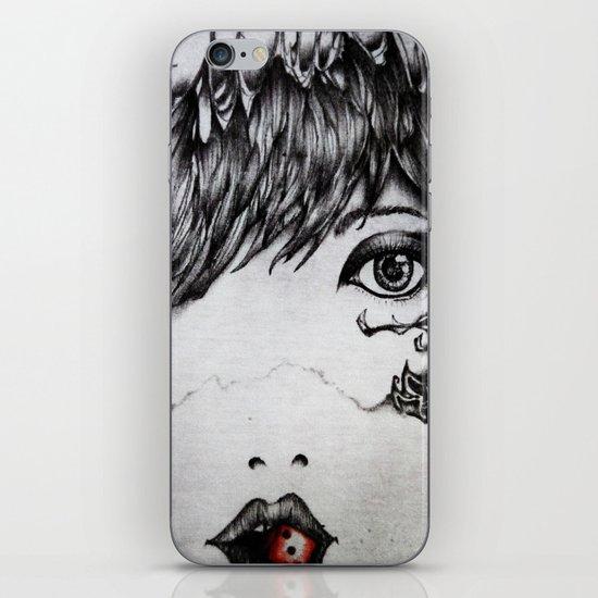 3 Bites iPhone & iPod Skin
