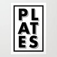 Garbage Plates All Day Art Print