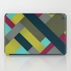 Abstrakt Adventure Ver. 2 iPad Case
