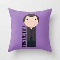 Fantastic! Throw Pillow