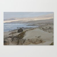Area Protegida Canvas Print