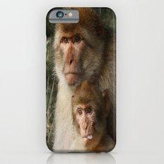 Cheeky Monkey iPhone 6s Slim Case