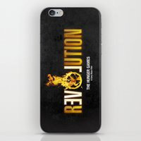 Hunger Games - Revolution iPhone & iPod Skin