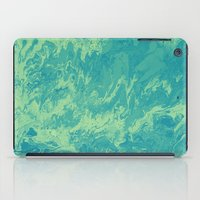 Sea Foam iPad Case