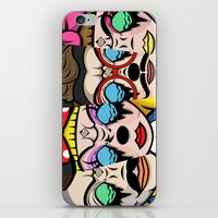 The Mickey Mouse Club iPhone & iPod Skin