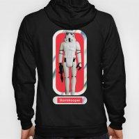 Stormtrooper : Vintage Kenner action figure Smaller Size Hoody