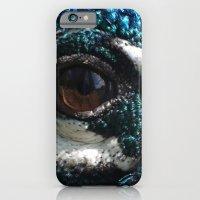 Peacock Eye iPhone 6 Slim Case
