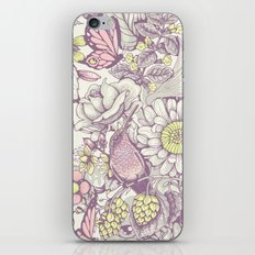 Beauty (eye of the beholder) - pale version iPhone & iPod Skin