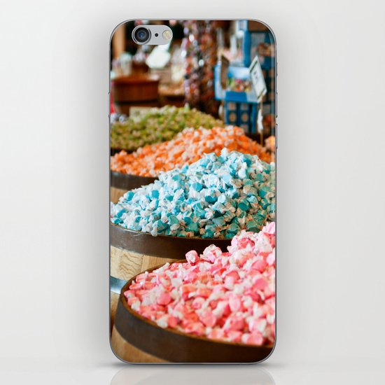 Salt Water Taffy iPhone & iPod Skin