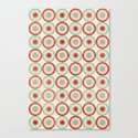 Colorful Circles III Canvas Print