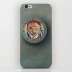 Bill Murray / Steve Ziss… iPhone & iPod Skin