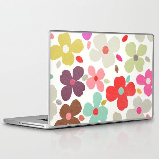 dogwood 2 Laptop & iPad Skin