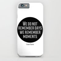 iPhone & iPod Case featuring Remember Moments by The Haus of Chaos: Alli Woods Frederick