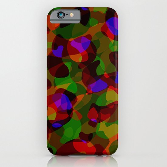 Blobs iPhone & iPod Case