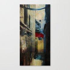 Winter Rust Canvas Print