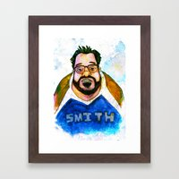 Kevin Smith Framed Art Print