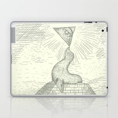 the Masonic Seal Laptop & iPad Skin